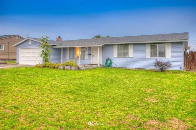 835 N Vista Drive, Moses Lake, WA 98837 (#1662752) :: Ben Kinney Real Estate Team
