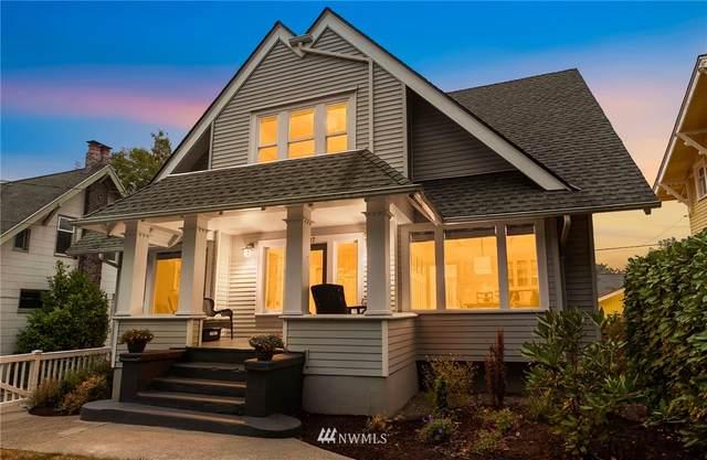 2827 31st Avenue S, Seattle, WA 98144 (#1663309) :: NextHome South Sound