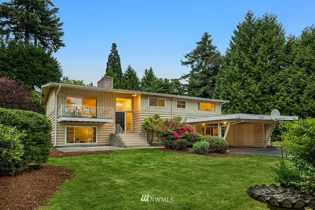 12106 SE 26th Street, Bellevue, WA 98005 (#1663358) :: Keller Williams Realty
