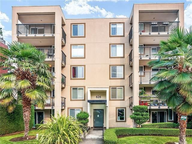 626 4th Avenue W #103, Seattle, WA 98119 (#1664868) :: Alchemy Real Estate