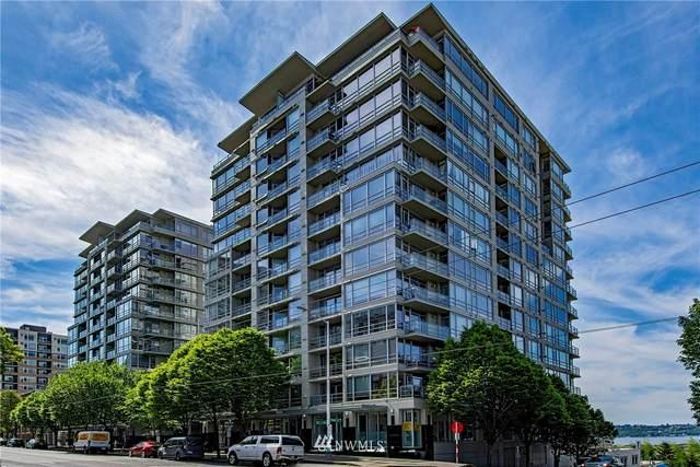 2929 1st Avenue #1115, Seattle, WA 98121 (#1665147) :: Ben Kinney Real Estate Team