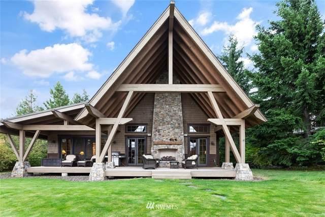 210 Saddle Ridge Loop, Cle Elum, WA 98922 (#1665463) :: McAuley Homes