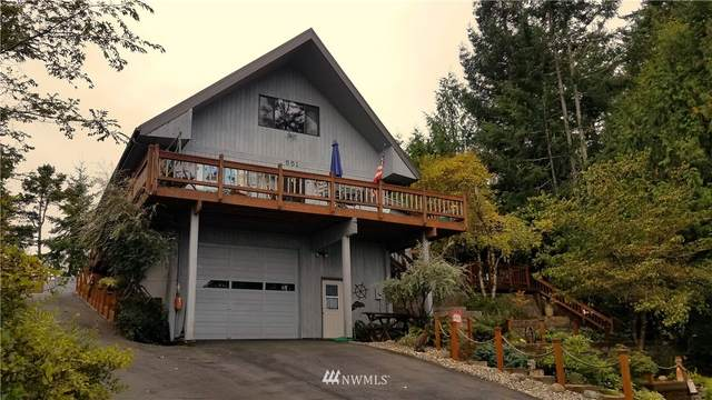 551 E Twanoh Falls Drive, Belfair, WA 98528 (#1665510) :: Ben Kinney Real Estate Team