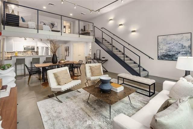 3104 Western Avenue #104, Seattle, WA 98121 (#1665733) :: Ben Kinney Real Estate Team