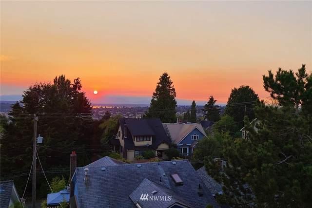 5801 Phinney Avenue N #401, Seattle, WA 98103 (#1666145) :: Ben Kinney Real Estate Team