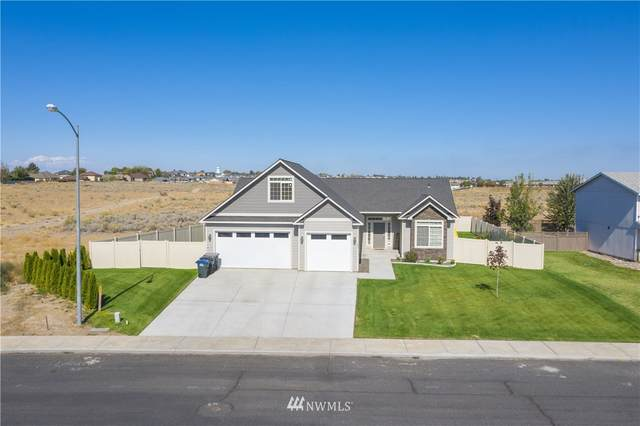 197 N Crestview Drive, Moses Lake, WA 98837 (#1666325) :: NextHome South Sound