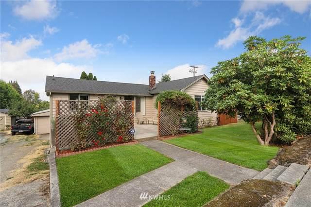 1200 SW 160th Street, Burien, WA 98166 (#1666720) :: Ben Kinney Real Estate Team