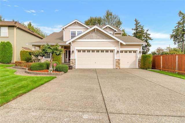 5142 S 282nd Way, Auburn, WA 98001 (#1666814) :: Hauer Home Team