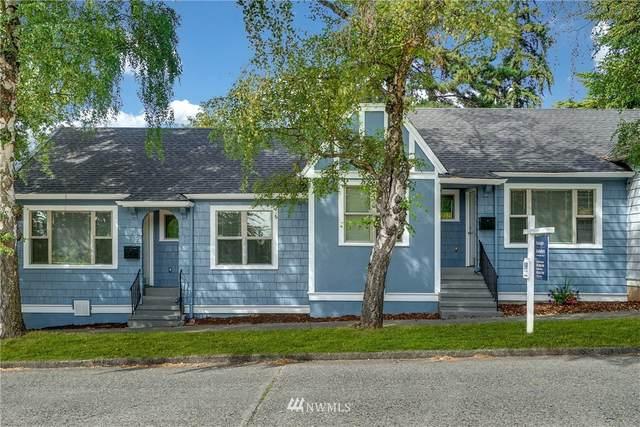 712 NE 40th Street, Seattle, WA 98105 (#1667308) :: Ben Kinney Real Estate Team