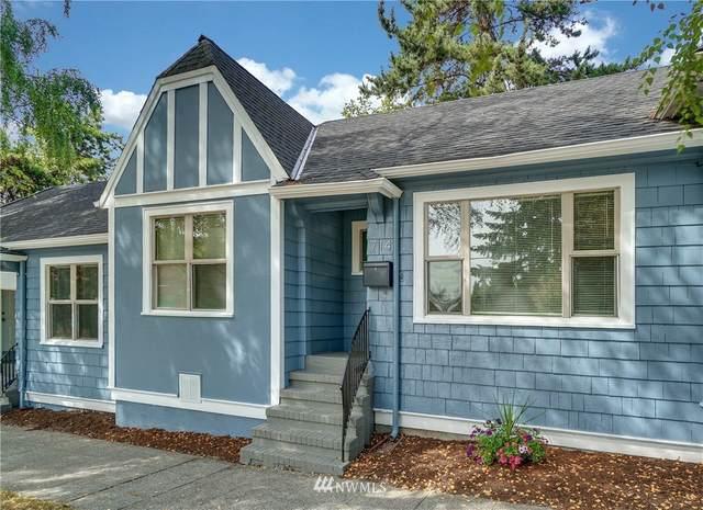 714 NE 40th Street, Seattle, WA 98105 (#1667344) :: Ben Kinney Real Estate Team