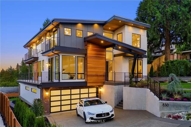 830 100th Avenue SE, Bellevue, WA 98004 (#1667456) :: Ben Kinney Real Estate Team