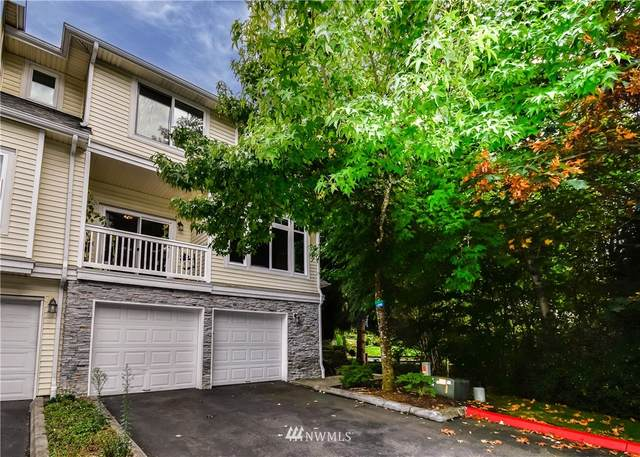 6743 SE Cougar Mountain Way #4, Bellevue, WA 98006 (#1667915) :: Ben Kinney Real Estate Team