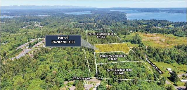 2225 Cooper Point Road NW, Olympia, WA 98502 (#1667961) :: The Robinett Group