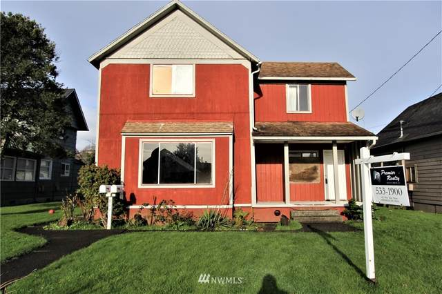 816 E 1st Street, Aberdeen, WA 98520 (#1668050) :: Keller Williams Realty