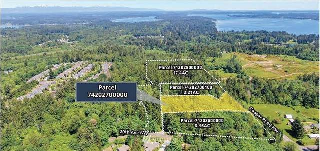 2123 Cooper Point Road NW, Olympia, WA 98502 (#1668074) :: The Robinett Group
