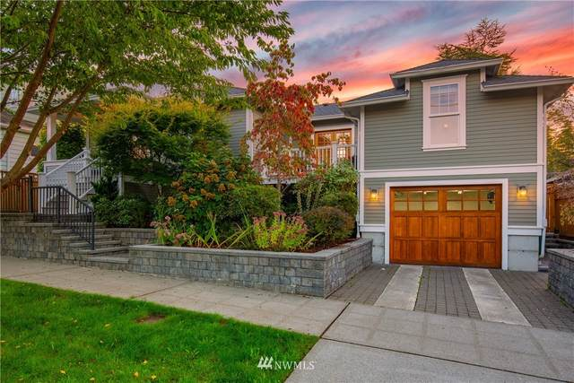 5711 Kensington Place N, Seattle, WA 98103 (#1668319) :: Better Homes and Gardens Real Estate McKenzie Group