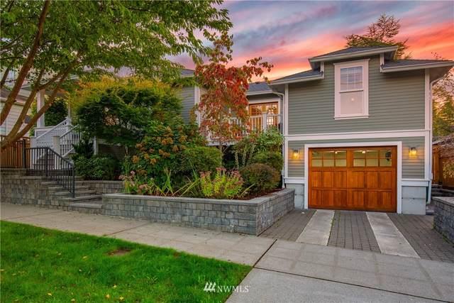 5711 Kensington Place N, Seattle, WA 98103 (#1668319) :: Urban Seattle Broker