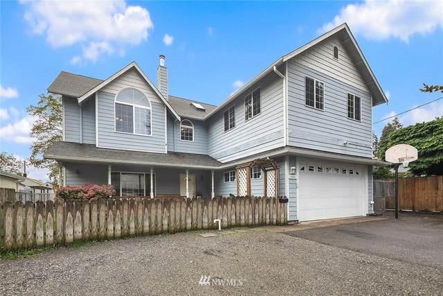 19521 Evanston Avenue N, Shoreline, WA 98133 (#1668886) :: Priority One Realty Inc.