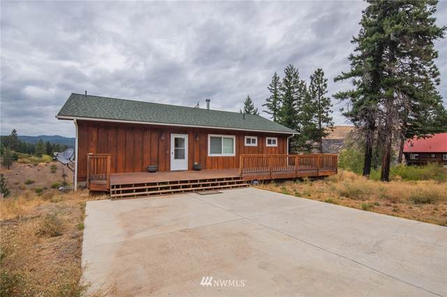 1761 Twin Lakes Road, Cle Elum, WA 98922 (#1669316) :: Mike & Sandi Nelson Real Estate