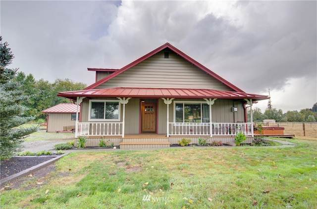 10407 Evergreen Valley Road SE, Olympia, WA 98513 (#1670190) :: Hauer Home Team