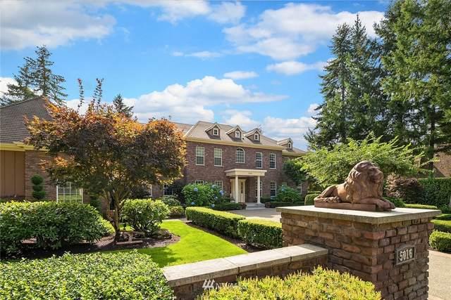 5016 Bridlepath Drive NW, Gig Harbor, WA 98332 (MLS #1672017) :: Brantley Christianson Real Estate