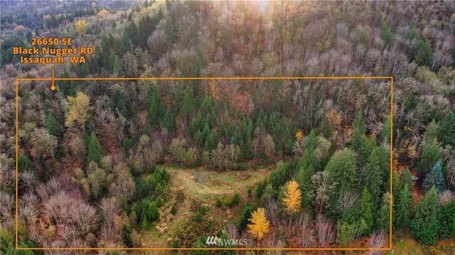 26650 SE Black Nugget Road, Issaquah, WA 98029 (#1672255) :: Ben Kinney Real Estate Team