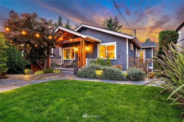 1736 NW 97th Street, Seattle, WA 98117 (#1672793) :: Mike & Sandi Nelson Real Estate