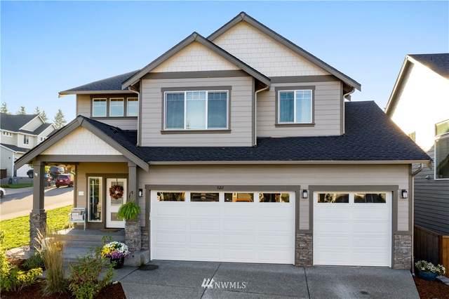 8211 206th Avenue E, Bonney Lake, WA 98391 (#1673645) :: KW North Seattle
