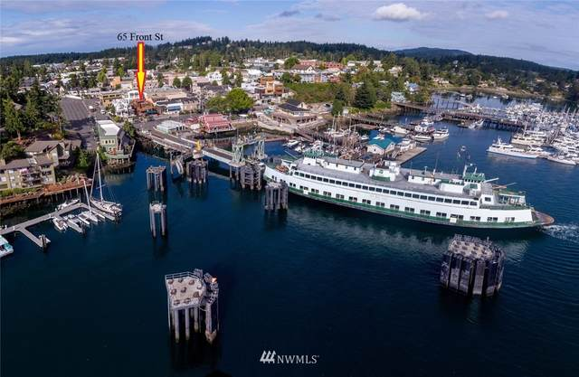 65 Front Street S, Friday Harbor, WA 98250 (#1673985) :: Mike & Sandi Nelson Real Estate