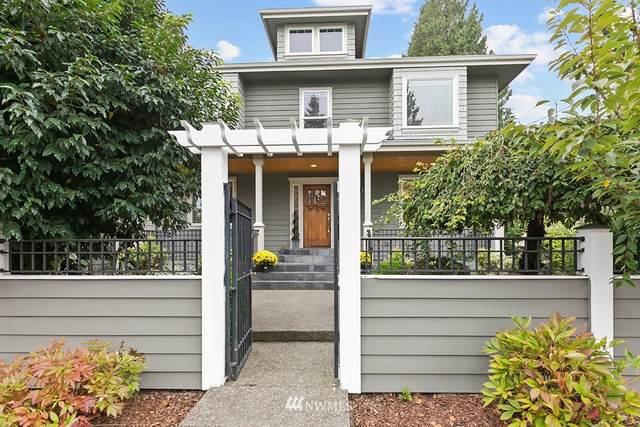 10541 23 Avenue NE, Seattle, WA 98125 (#1674301) :: M4 Real Estate Group