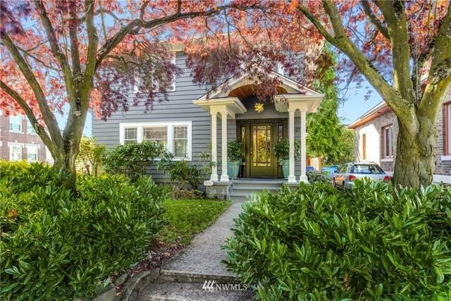 5105 Phinney Avenue N, Seattle, WA 98103 (#1674938) :: Better Properties Real Estate