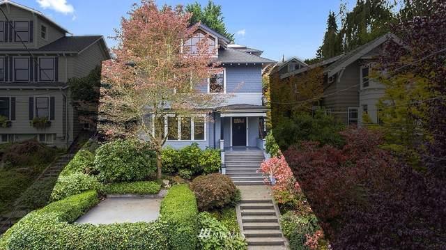 1215 E Boston Street, Seattle, WA 98102 (#1675907) :: NW Home Experts