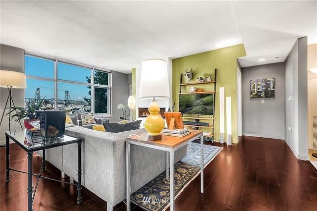 1515 Dock Street #312, Tacoma, WA 98402 (MLS #1676489) :: Community Real Estate Group