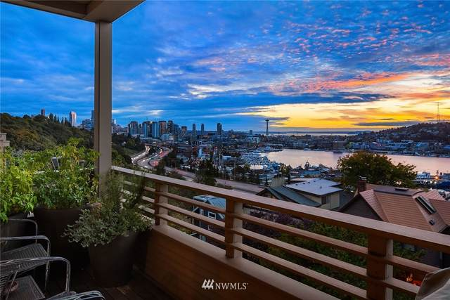909 E Newton Street B-3, Seattle, WA 98102 (#1677676) :: NextHome South Sound