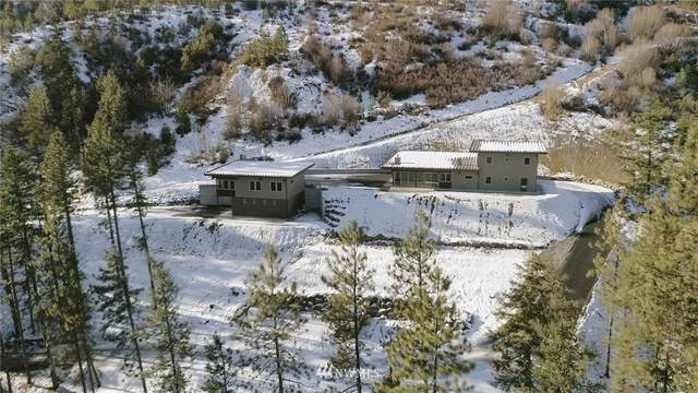 5674 Mountain Lane, Peshastin, WA 98847 (#1677794) :: McAuley Homes
