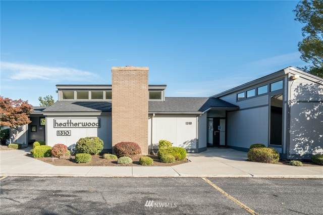1310 Castlerock Avenue #5, Wenatchee, WA 98801 (#1677946) :: Lucas Pinto Real Estate Group
