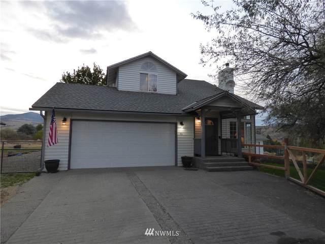 40 Trail Ridge Drive, Omak, WA 98841 (#1678228) :: Mike & Sandi Nelson Real Estate