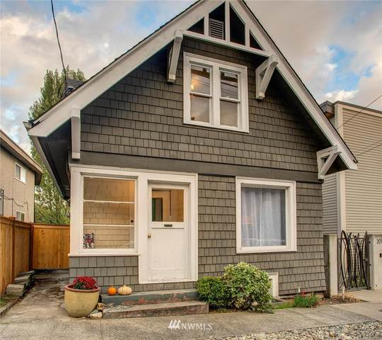 2038 8th Avenue N, Seattle, WA 98109 (#1678381) :: Ben Kinney Real Estate Team