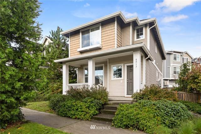 6517 High Point Drive SW, Seattle, WA 98126 (#1679570) :: Priority One Realty Inc.
