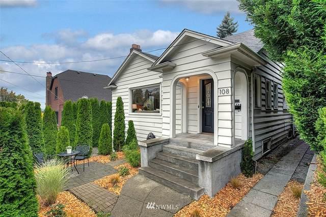 108 N 55th Street, Seattle, WA 98103 (#1680350) :: Alchemy Real Estate
