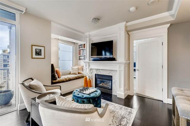 76 Cedar Street #802, Seattle, WA 98121 (#1680793) :: Pickett Street Properties