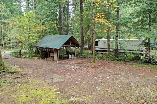 281 N Duckabush Drive W, Hoodsport, WA 98548 (#1680839) :: Ben Kinney Real Estate Team