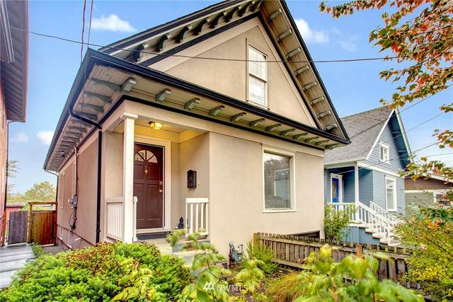 1110 24th Avenue, Seattle, WA 98122 (#1681317) :: The Robinett Group