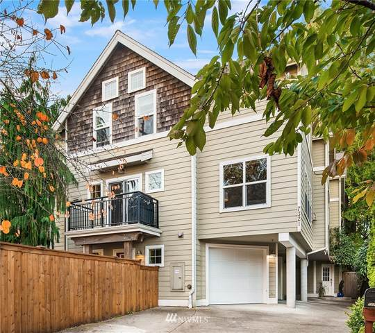 7321 47th Avenue SW A, Seattle, WA 98136 (#1682521) :: The Shiflett Group