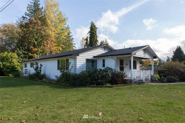 825 N Lees Creek Road, Port Angeles, WA 98362 (#1682683) :: Keller Williams Realty