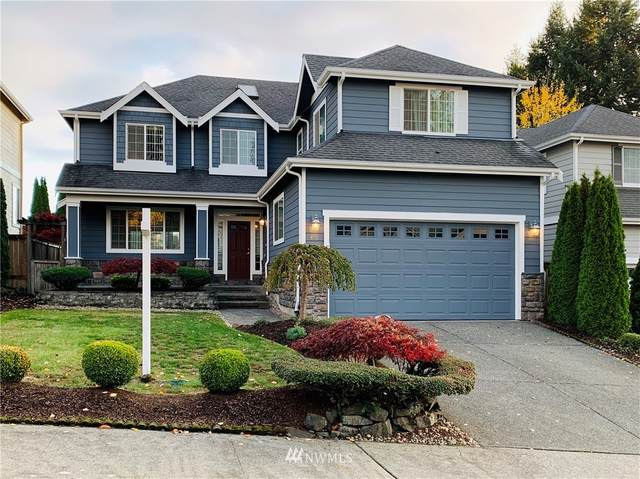 4131 NE 27th Place, Renton, WA 98059 (#1682710) :: The Robinett Group