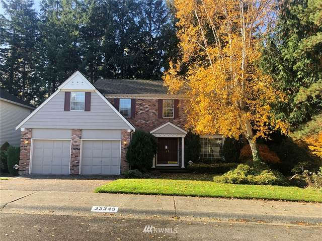 33349 12th Avenue SW, Federal Way, WA 98023 (#1683161) :: M4 Real Estate Group