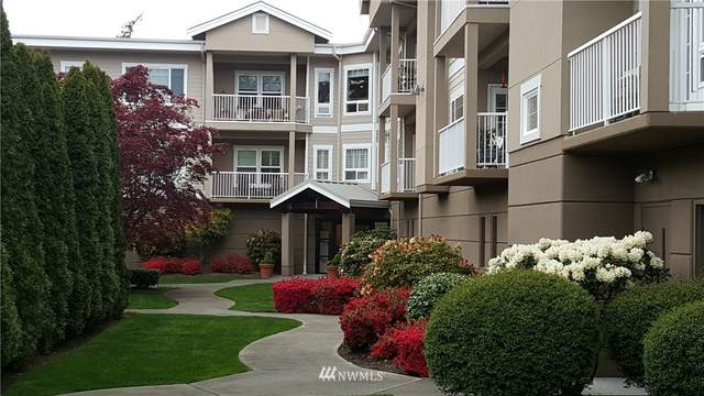 1854 NW 195th Street #206, Shoreline, WA 98177 (#1683228) :: Lucas Pinto Real Estate Group