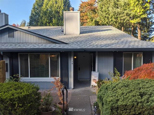 518 S 321st 7D, Federal Way, WA 98003 (#1684236) :: Mike & Sandi Nelson Real Estate