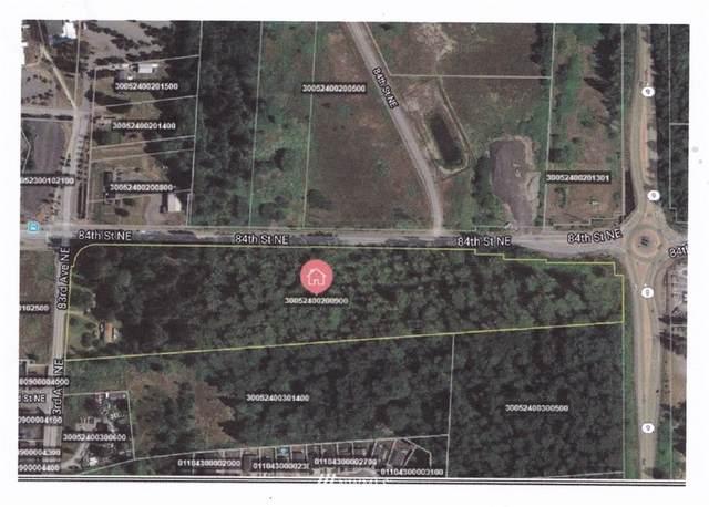 8413 83rd Avenue NE, Marysville, WA 98270 (#1685121) :: Ben Kinney Real Estate Team